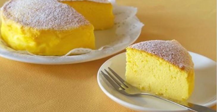 Cheesecake japonais aux 3 ingrédients 8