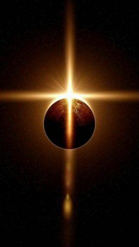 Quand l'éclipse me ramène sur mon chemin 1