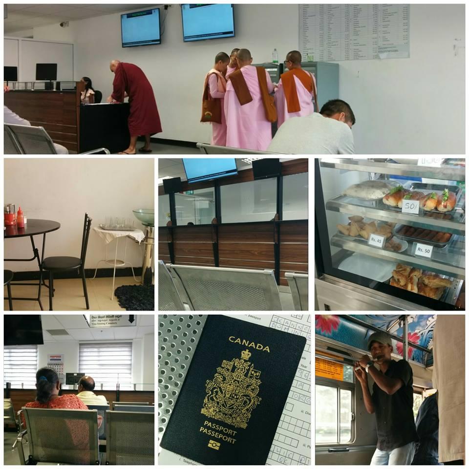 Renouvellement de visa de touriste au Sri Lanka 1