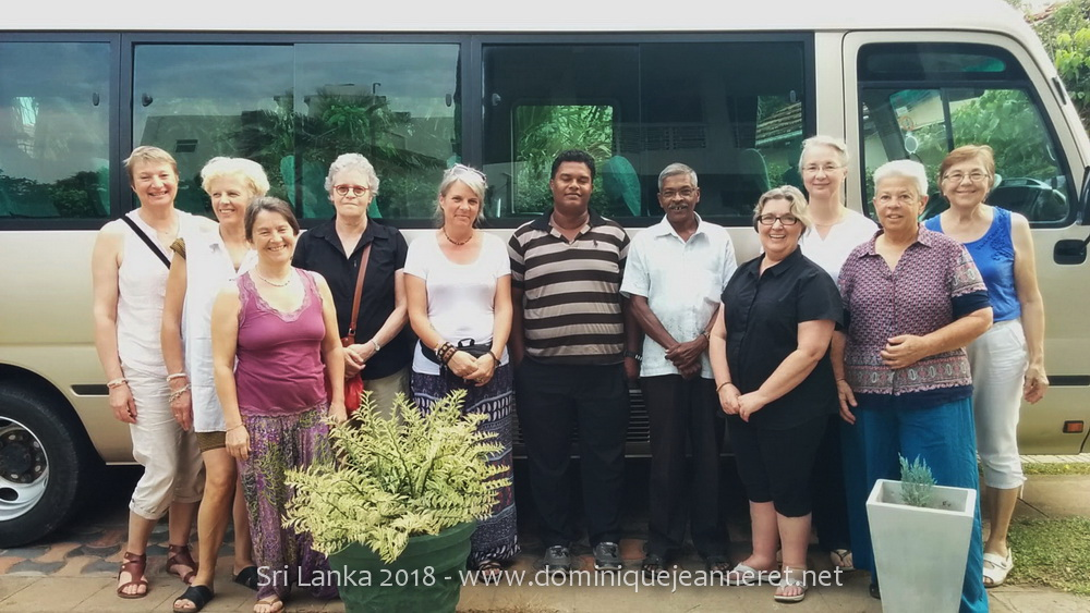 Retour et témoignages sur le voyage au Sri Lanka 2018 3