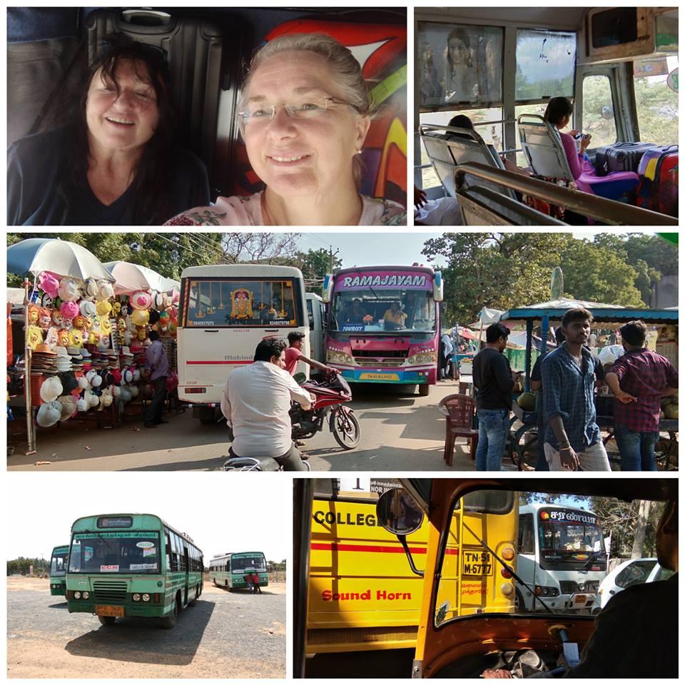 Petit séjour à Pondichéry, Auroville & Mahabalipuram (Inde) 10