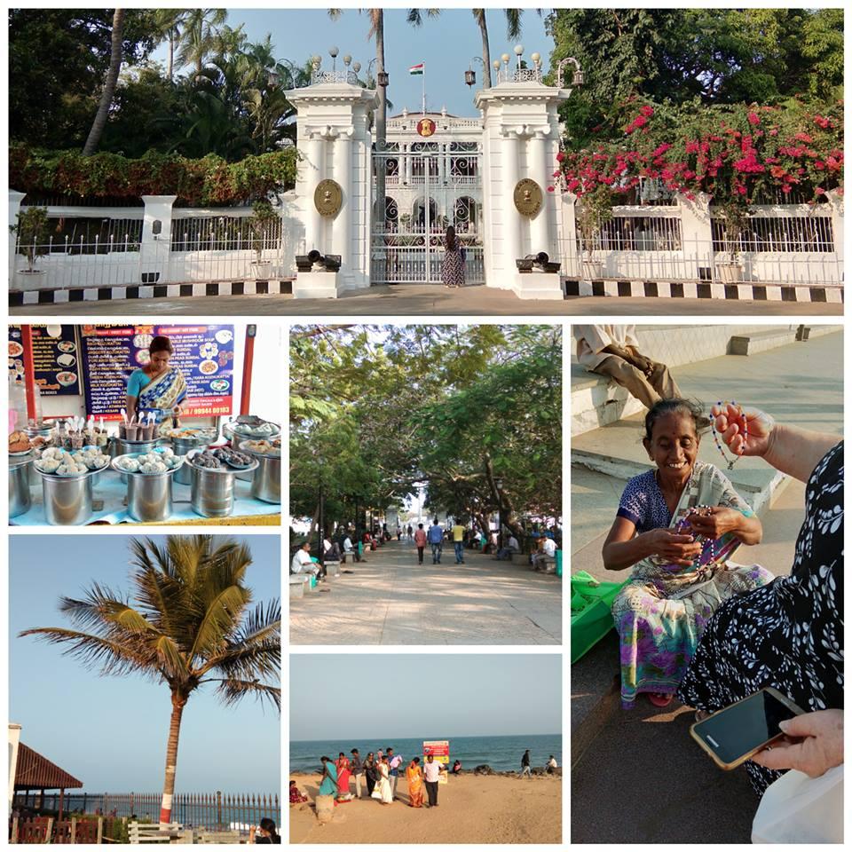 Petit séjour à Pondichéry, Auroville & Mahabalipuram (Inde) 7