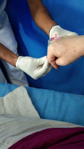 Quelques heures à l'hôpital au Sri Lanka 1