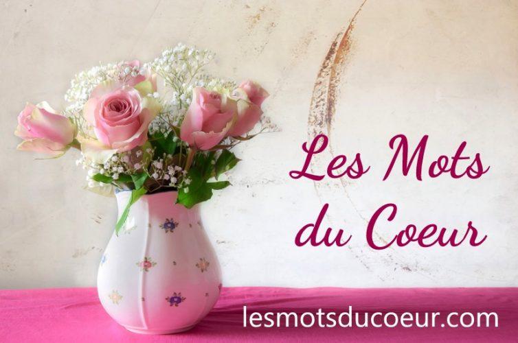 Nouveau blog : Les Mots du Coeur 7