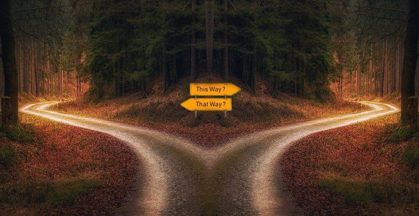 À la croisée des chemins 7